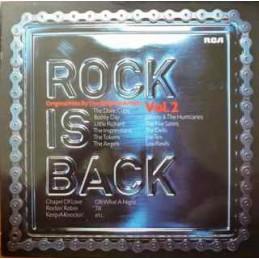 Various – Rock Is Back, Vol. 2