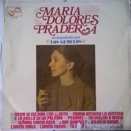 Maria Dolores Pradera...
