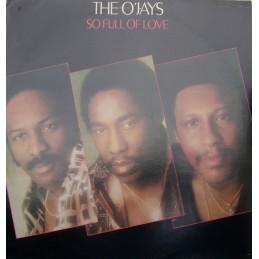 The O'Jays – So Full Of Love