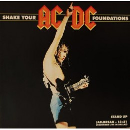 AC/DC – Shake Your Foundations