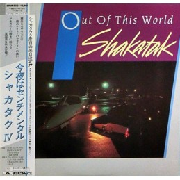 Shakatak – Out Of This World