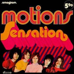 The Motions – Sensation