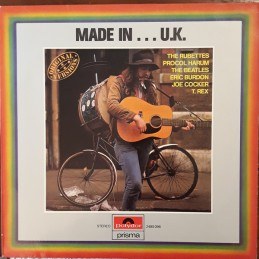 Various – Made In...U.K.