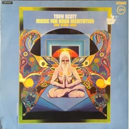 Tony Scott – Music For Yoga...