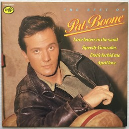 Pat Boone – The Best Of...