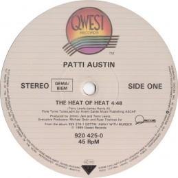 Patti Austin – The Heat Of...