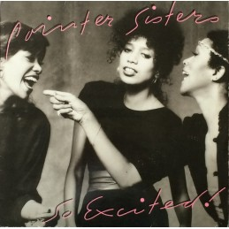 Pointer Sisters – So Excited!