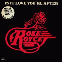 Rose Royce – Is It Love...