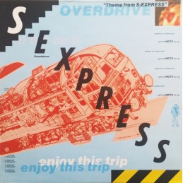 S-Express – Theme From...
