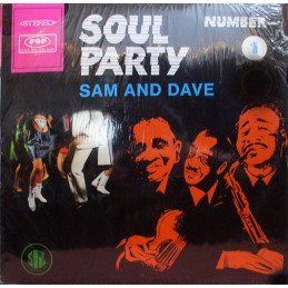 Sam & Dave – Soul Party...