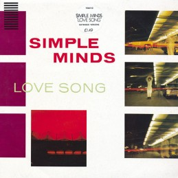 Simple Minds – Love Song