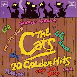 The Cats – 20 Golden Hits