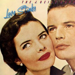 The J. Geils Band - Love...