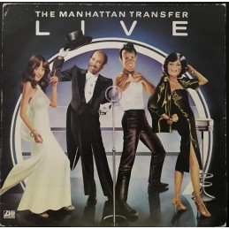 The Manhattan Transfer – Live