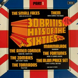 Various – 30 British Hits...