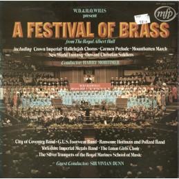 Various – A Festival Of Brass