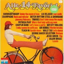 Various – Alle 14 Favoriet
