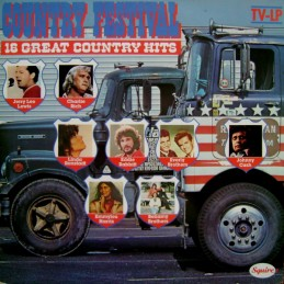 Various – Country Festival...