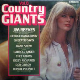 Various – Country Giants...