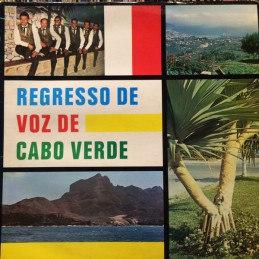 Voz De Cabo Verde –...