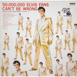 Elvis Presley – 50,000,000...