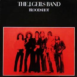 The J. Geils Band – Bloodshot