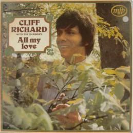 Cliff Richard – All My Love