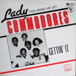 Commodores – Lady (You...