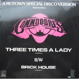 Commodores – Three Times A...