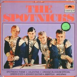 The Spotnicks – Le Disque...