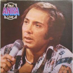 Paul Anka – Paul Anka Live