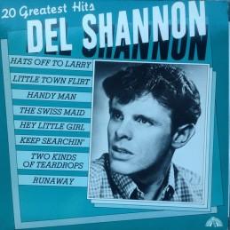Del Shannon – 20 Greatest...