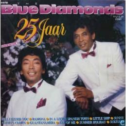 The Blue Diamonds – 25 Jaar