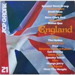 Various – Pop Chronik England