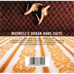 Maxwell – Maxwell's Urban...