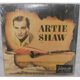 Artie Shaw – Clarinet...