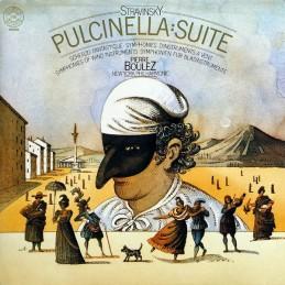 Stravinsky, Pierre Boulez,...
