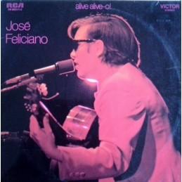 José Feliciano – Alive...
