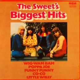 The Sweet – The Sweet's...