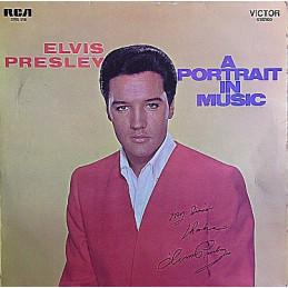 Elvis Presley – A Portrait...