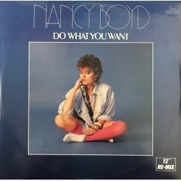 Nancy Boyd – Do What You Want