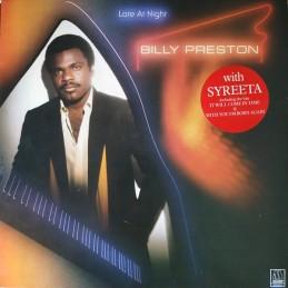 Billy Preston – Late At Night