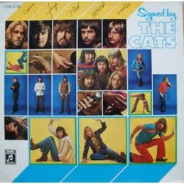 The Cats – Signed By The Cats