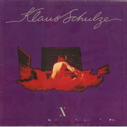 """Klaus Schulze – """"X"""""""