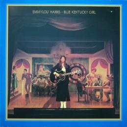 Emmylou Harris – Blue Kentucky Girl
