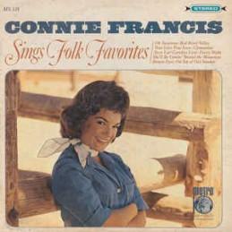 Connie Francis – Sings...