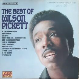 Wilson Pickett – The Best...
