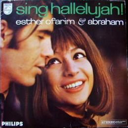 Esther Ofarim & Abraham – Sing Hallelujah !