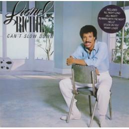Lionel Richie – Can't Slow...