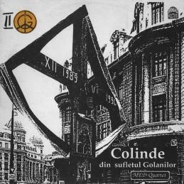 MED-Quartet – Colinde Din...